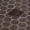 Schluter Systems Schluter Kerdi Oil Rubbed Bronze Styrene Shower Kit