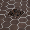 Schluter Systems Schluter Kerdi Oil Rubbed Bronze Stainless Steel Shower Drain