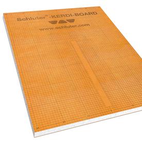 Schluter Systems 0.5-in x 32-in x 48-in Polystyrene Foam Backer Board