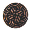 Notting Hill 1-3/16-in Copper Classic Round Cabinet Knob