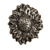 Anne at Home Gardening and Flowers Pewter Matte Oval Cabinet Knob