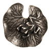Anne at Home Fish and Field and Stream Pewter Matte Novelty Cabinet Knob
