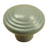 Century Hardware Alps Matte Green Mushroom Cabinet Knob