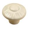 Century Hardware Alps Matte Cream Round Cabinet Knob