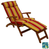 Blazing Needles 72-in L x 20-in W Skyworks Caribbean Chaise Cushion