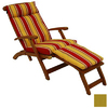 Blazing Needles 72-in L x 20-in W Sandstone Chaise Cushion