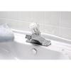 Premier Faucet Concord Chrome 1-Handle 4-in Centerset Bathroom Sink Faucet (Drain Included)