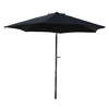 International Caravan Black Market Patio Umbrella