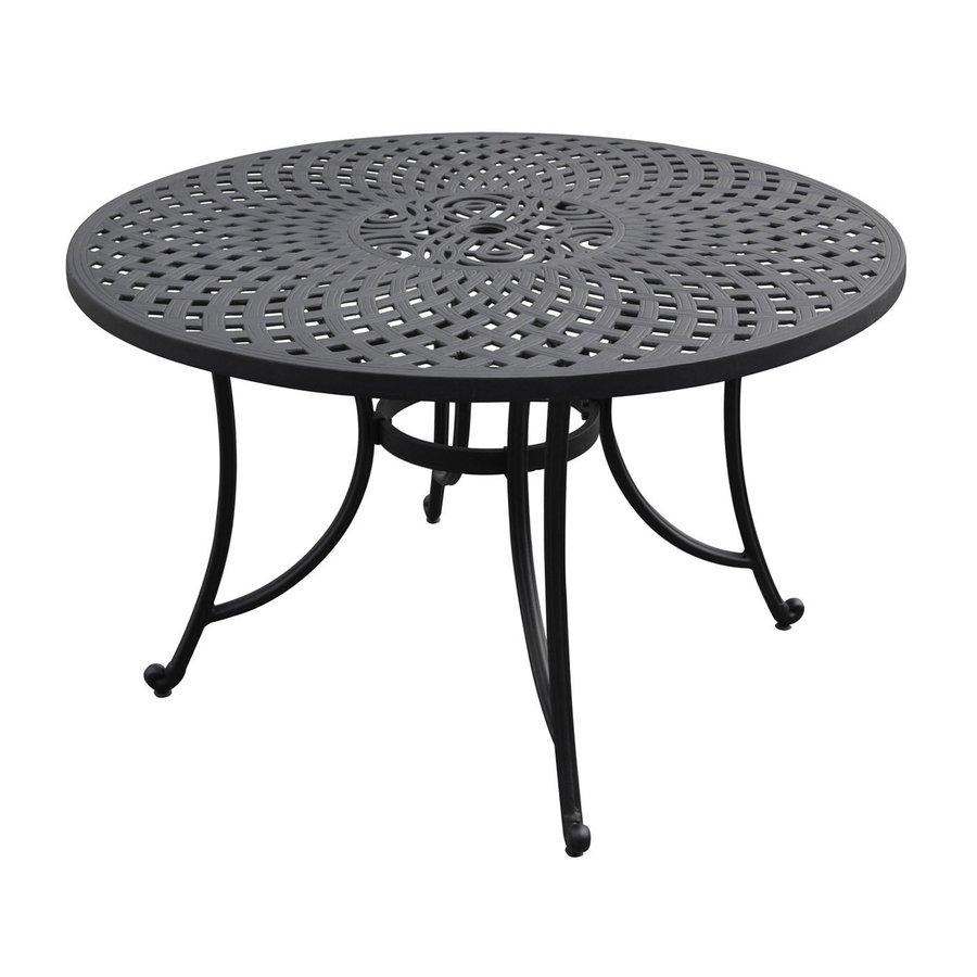 shop crosley furniture sedona charcoal black patio