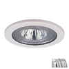 Nicor Lighting 3-in Chrome Open Recessed Lighting Trim