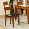 Steve Silver Company Set of 2 Mango Light Oak Dining Chairs