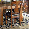 Steve Silver Company Set of 2 Lakewood Rich Cherry Dining Chairs
