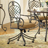Steve Silver Company Set of 2 Wimberly Dining Chairs