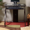 Office Star Osp Designs Espresso Computer Desk