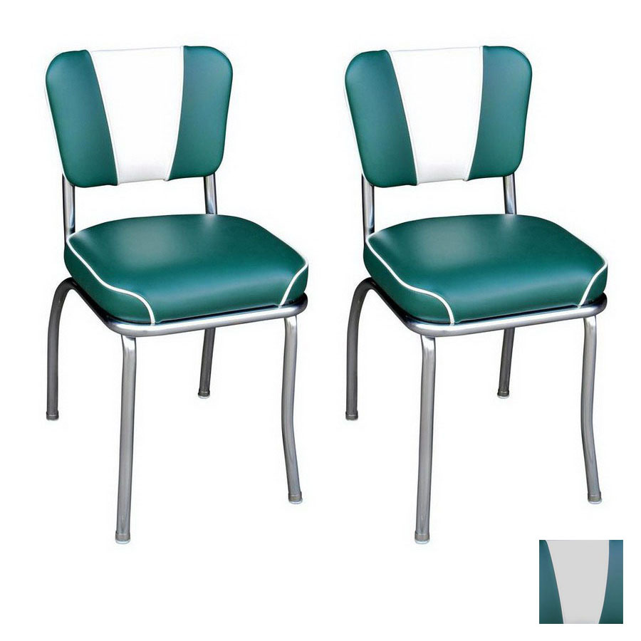 seating 50 39 s retro chrome stackable dining chair at