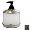 Anne at Home Rubbed Bronze Soap/Lotion Dispenser