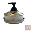 Anne at Home Satin Pearl Soap/Lotion Dispenser