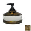 Anne at Home Gold Soap/Lotion Dispenser