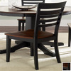 Liberty Furniture Cafe Rubbed Black Dining Chair