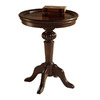 Magnussen Home Ferndale Tobacco Round End Table