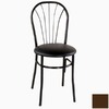 Alston Quality Industries Chrome Dining Chair
