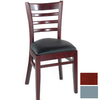 Alston Quality Industries Mahogany Dining Chair