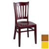 Alston Quality Industries Cherry Dining Chair