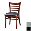 Regal Seating Set of 2 Black Dining Chairs
