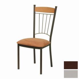 Trica Allan Silver Side Chair