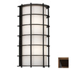 Philips Forecast Hollywood Hills 16-in Deep Bronze Outdoor Wall Light