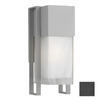 Philips Forecast Clybourn 15-in Graphite Outdoor Wall Light