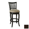 Greystone Manisa Black 34-in Bar Stool