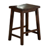 Liberty Furniture Cabin Fever Bistro Brown 24-in Counter Stool