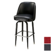 Regal Seating Classic Black 30-in Bar Stool