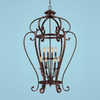 Millennium Lighting 27-in W Oxford Rubbed Bronze Pendant Light