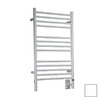 Cascadia White Towel Warmer
