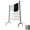 Cascadia Brushed Stainless-Steel Towel Warmer