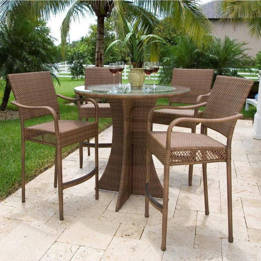 Outdoor Patio Bar Sets Affordable Bar Bar Table Set With