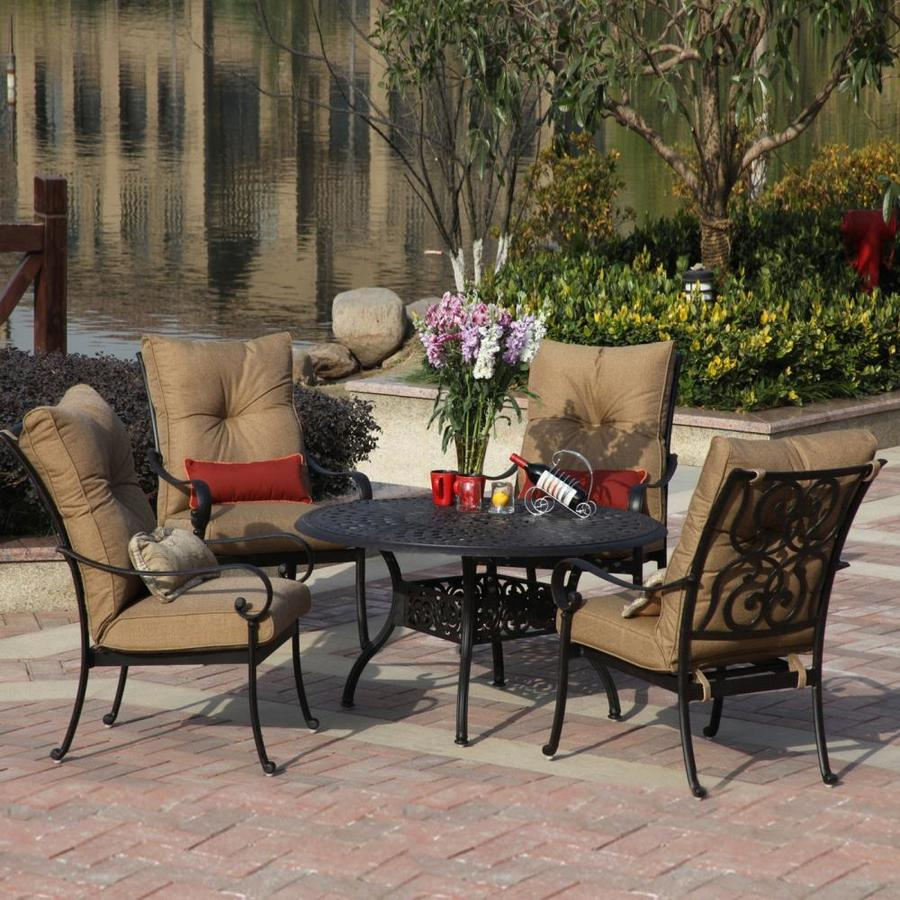 28 Model Patio Dining Sets At Lowes Pixelmari Com
