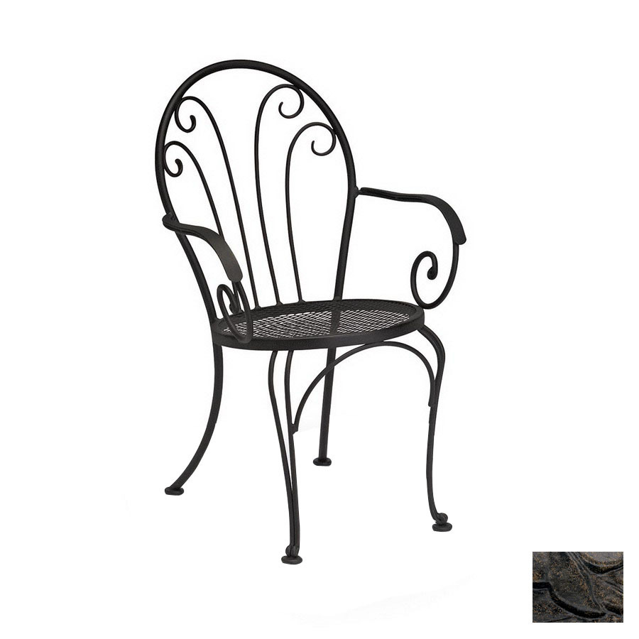 Wrought iron cafe chairs wrought iron commercial bistro for Wrought iron cafe chairs