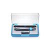 BLUFIXX BluFixx 16 Gram Starter Kit with clear cartridge, 3-in-1 file & case