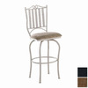 Trica Naomi Black 34-in Bar Stool
