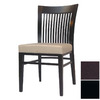 Holland Designer Series Black Paint Dining Chair
