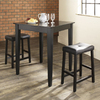 Crosley Furniture Black Dining Set