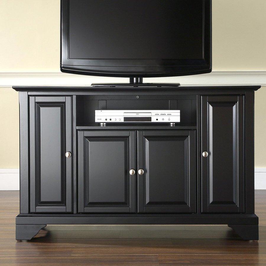 Shop Crosley Furniture Lafayette Black Rectangular