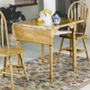 Sunset Trading Sunset Selections Light Oak Rectangular Dining Table
