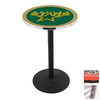 Holland Dallas Stars Stainless Steel Round Dining Table