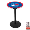 Holland New York Rangers Stainless Steel Round Dining Table
