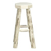 Montana Woodworks Montana Clear Lacquer 30-in Bar Stool