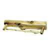 Fireside Lodge Furniture Cedar Traditional Towel Bar